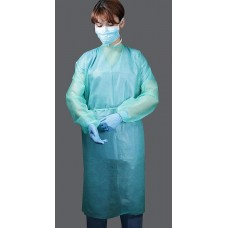 Isolation Gowns Elastic Cuff