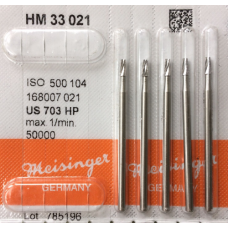 Meisinger HP Tungsten Carbide Burs