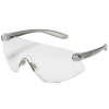 Outback Safety Eyewear - Clear Lens Silver Frame