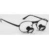Feather Sight Loupes:  #TT2 Standard Frame - TTL (3.0x Magnification)