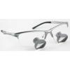 Feather Sight Loupes & Feather Light LED Combo:  #TM2 Titanium Frame - TTL (3.0x Magnification)