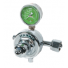 Oxygen Regulator - Single HP Gage Present 50 PSI