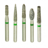 Crosstech FGSS Diamond Burs - All Shapes