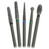 Midwest Once FG Diamond Burs - All Shapes